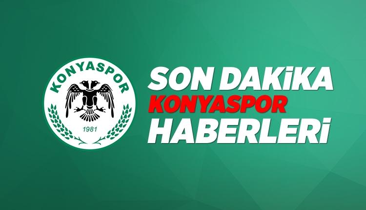 Son Dakika Konyaspor Haberleri: Recep Çınar