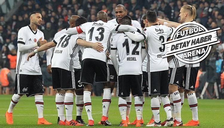 BJK Haberleri: Süper Lig'in en değerli kadrosu Beşiktaş'ta!
