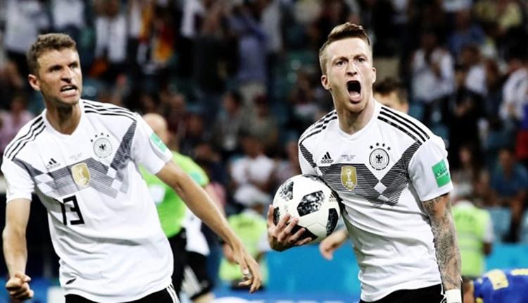 Almanya - İsveç maçının hikayesi; Tanrının frikiği