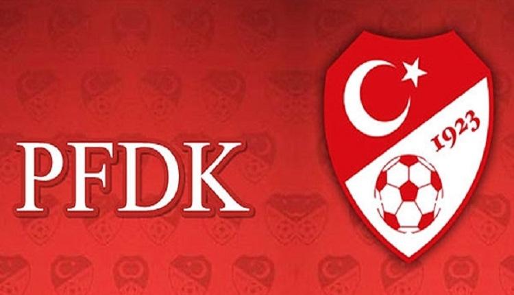 TFF Süper Lig'de 18 kulübü PFDK'ya sevk etti