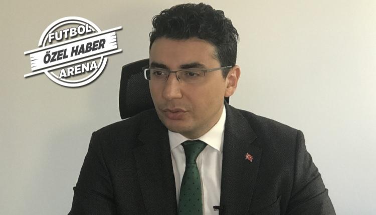 TFF'nin tarihi PFDK kararını Emin Özkurt FutbolArena'ya yorumladı