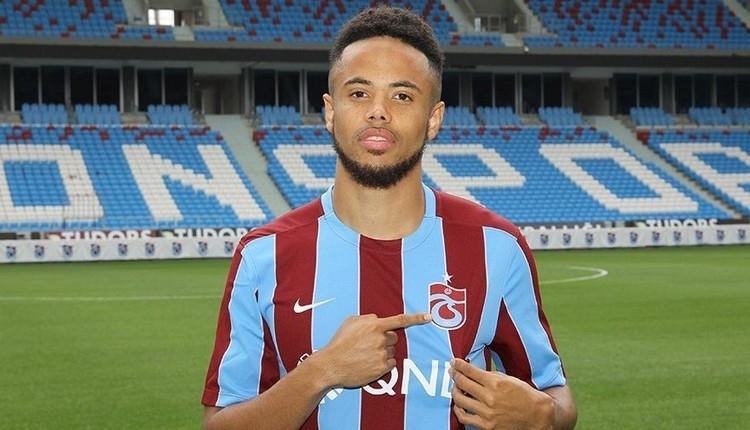 Theo Bongonda'dan Trabzonspor'a dönüş sinyali