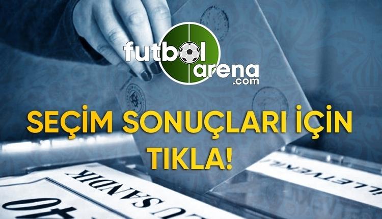 Trabzon seçim sonuçları CANLI - Trabzon Cumhurbaşkanlığı oy oranı 2018 İZLE