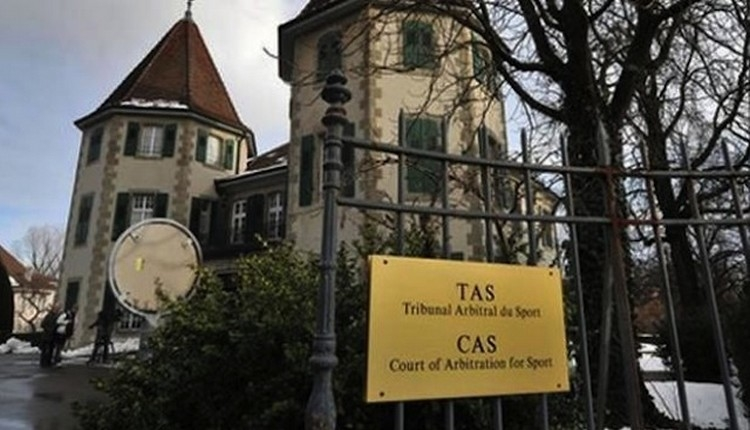 Trabzonspor, 'şike' davası için CAS'a başvuru yaptı