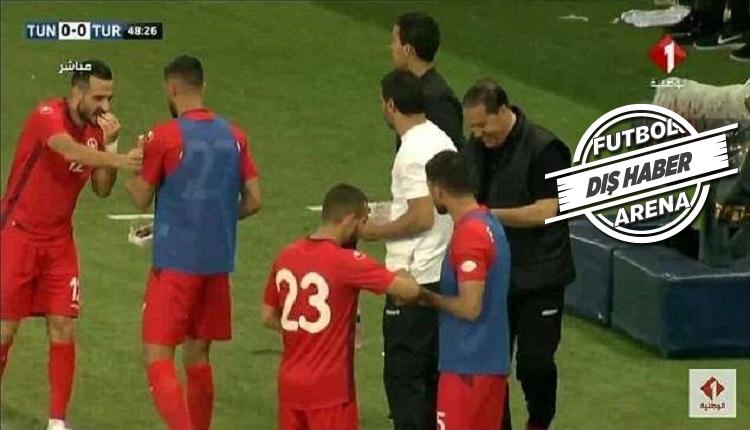 Tunus'un maçlarda ilginç oruç açma taktiği