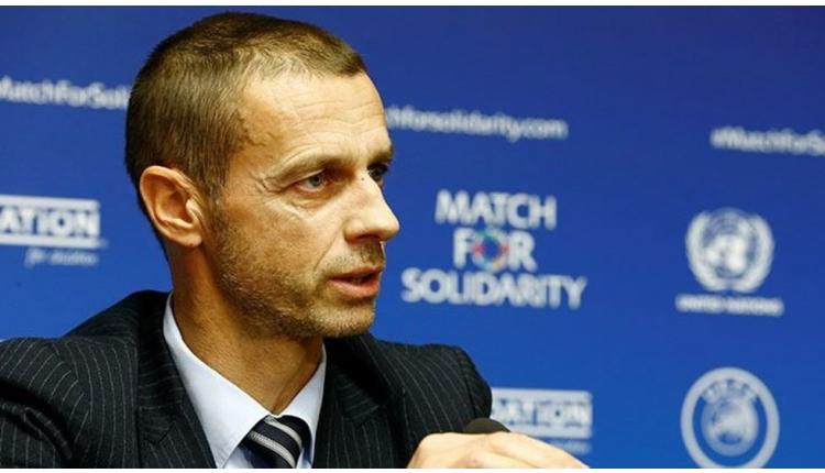 UEFA Başkanı Ceferin: ''Galatasaray'ın durumunda anormallik yok''