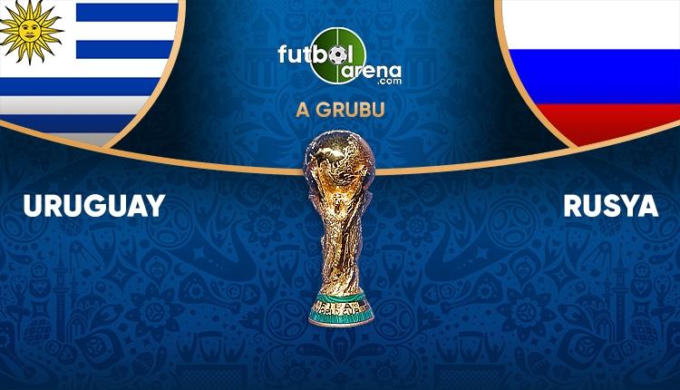 Uruguay Rusya saat kaçta, hangi kanalda? (Uruguay Rusya TRT 1 canlı şifresiz İZLE)