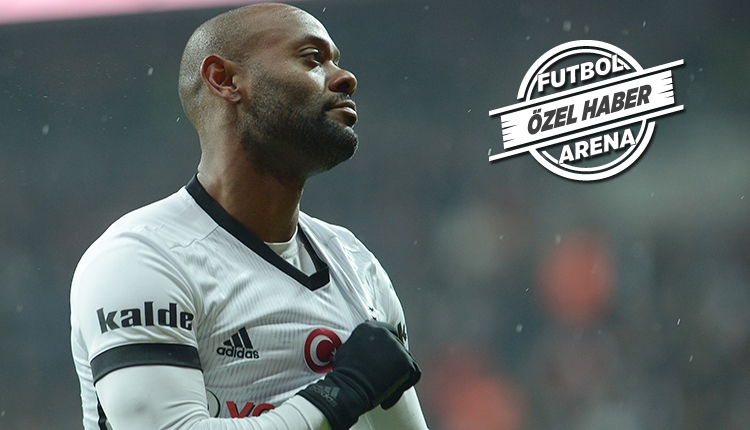 Vagner Love'dan Beşiktaş yönetimine tek şart