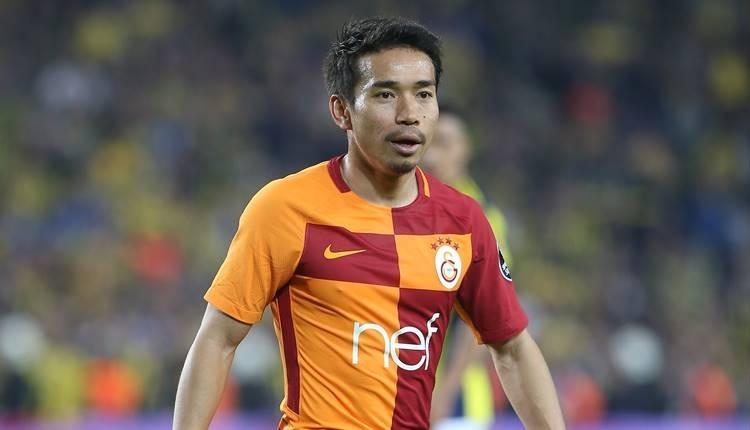 Ve Nagatomo resmen Galatasaray'da