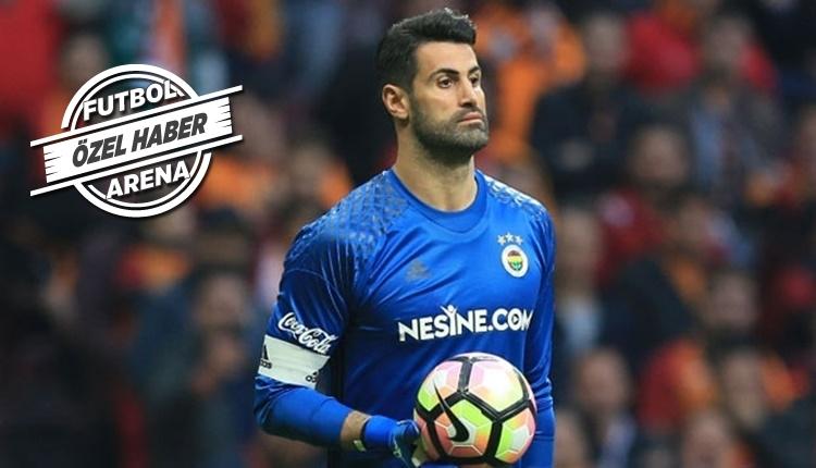 FB Transfer: Volkan Demirel, Ali Koç ile görüştü! Kalacak mı, gidecek mi?