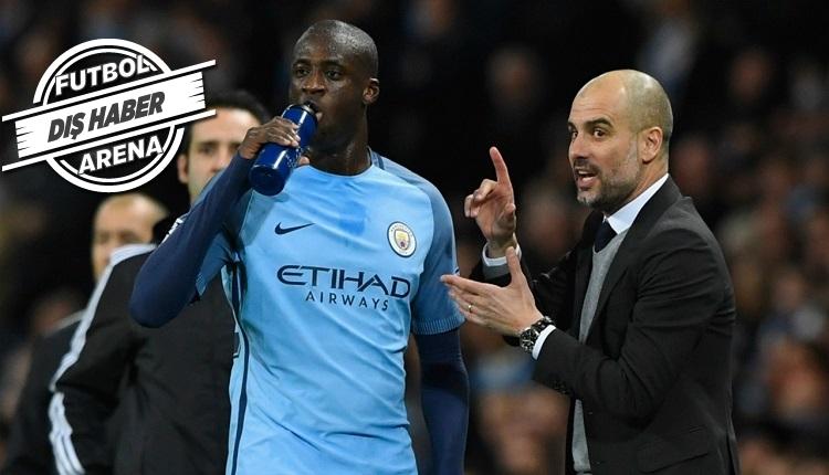 Yaya Toure'den Guardiola'ya ağır ırkçılık suçlaması