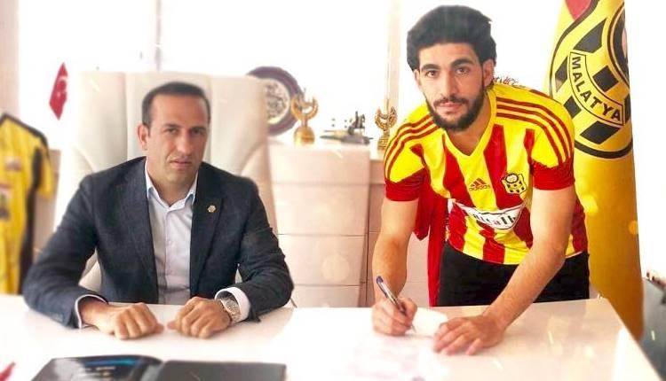 Yeni Malatyaspor Ahmet İldiz'i transfer etti