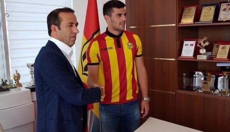 Yeni Malatyaspor, Danijel Aleksic ile sözleşme imzaladı