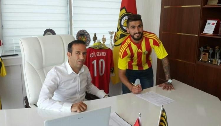 Yeni Malatyaspor'da Emmanuel Dening gönderiliyor