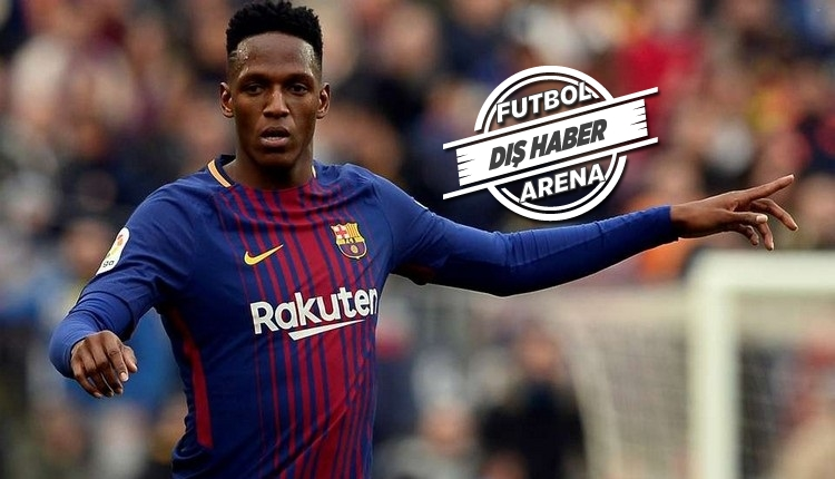FB Transfer: Yerry Mina'dan transfer itirafı