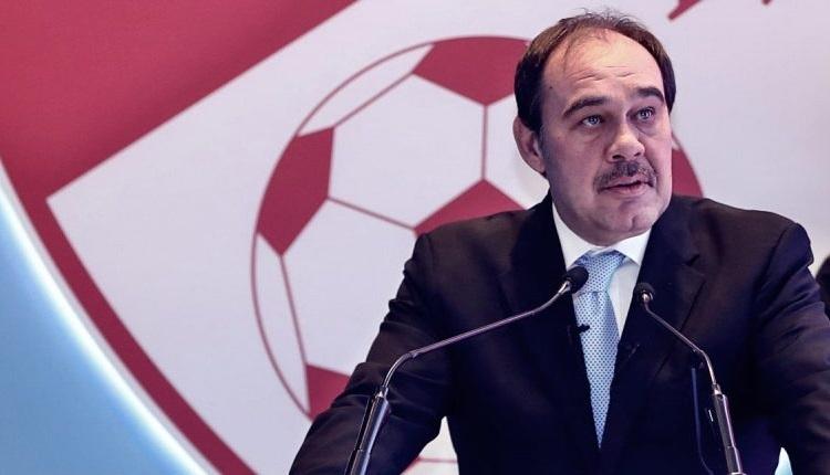 Yıldırım Demirören: 'Türk futbolunda devrim yapıyoruz'