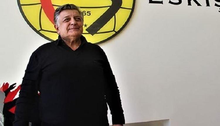 Yılmaz Vural Eskişehirspor ile yeniden anlaştı