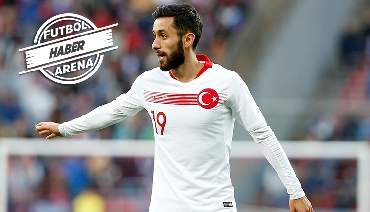 Yunus Mallı'nın Rusya - Türkiye maçındaki güzel golü (İZLE)