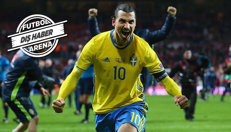 Zlatan Ibrahimovic, Dünya Kupası'na neden alınmadığı açıkladı!