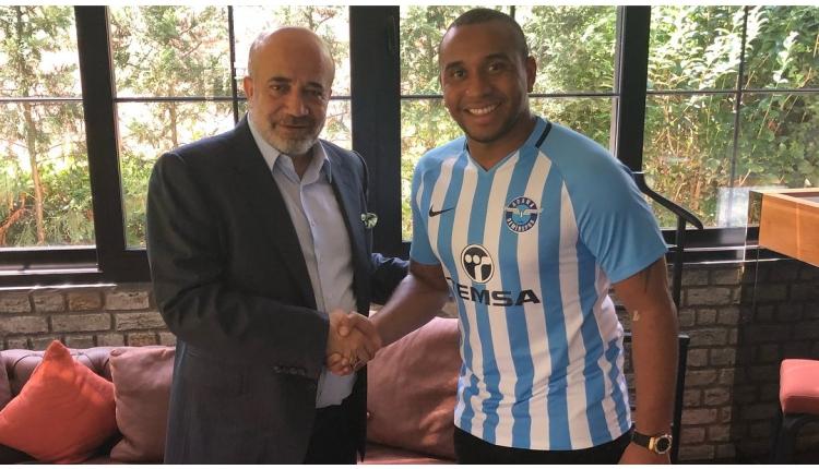Adana Demirspor Başkanı Murat Sancak'tan Anderson transferi sözleri