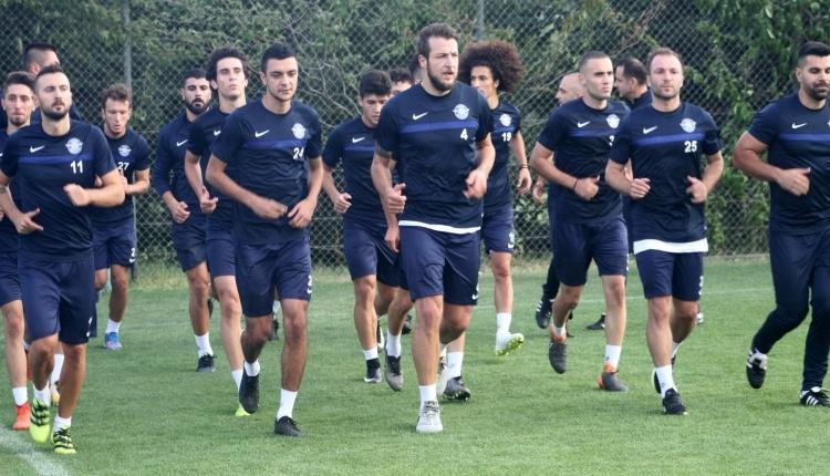 Adana Demirspor, Hakan Kutlu ile ilk idmanını yaptı