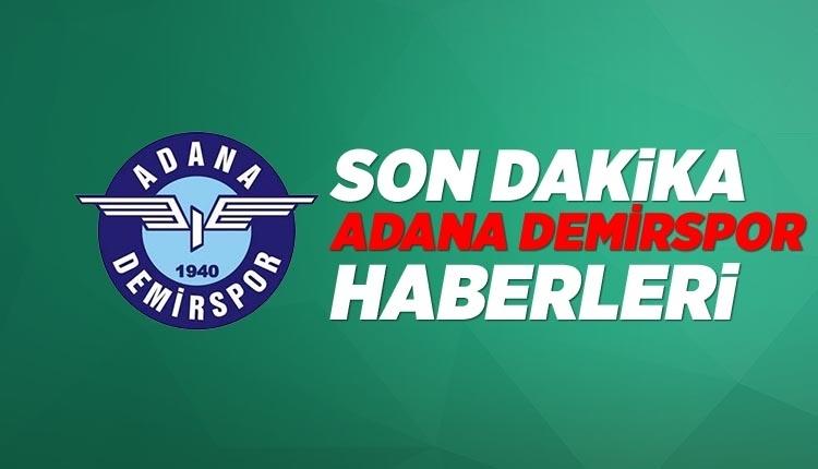 Adana Demirspor- Adana Demirspor hangi oyuncuları transfer etti! (30 Temmuz 2018 ADS haberi)