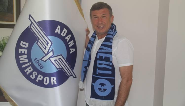 Adana Demirspor'da Tanju Çolak sürprizi
