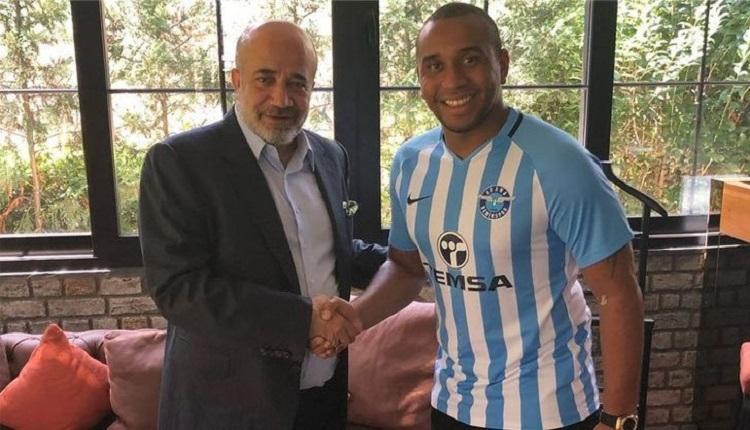 Adana Demirspor'un yeni transferi Anderson: 'Pepe ve Quaresma ile konuştum'