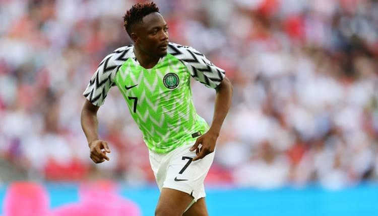 Ahmed Musa'dan transfer açıklaması geldi!