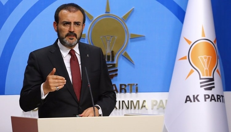 Ak Parti Basın Sözcüsü Mahir Ünal: