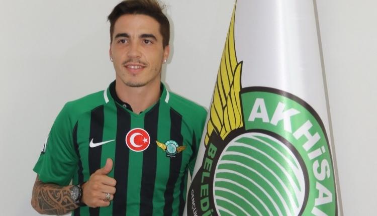 Akhisarspor, Josue ile 2 yıllık sözleşme imzaladı