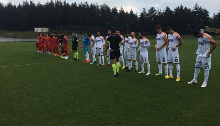 Alanyaspor 1-0 Yeni Malatyaspor maç özeti ve golü (İZLE)