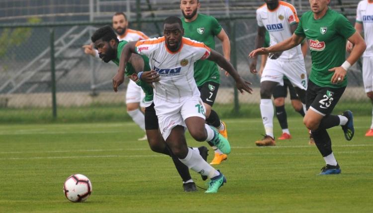 Alanyaspor 2-0 Denizlispor maç özeti ve golleri (İZLE)