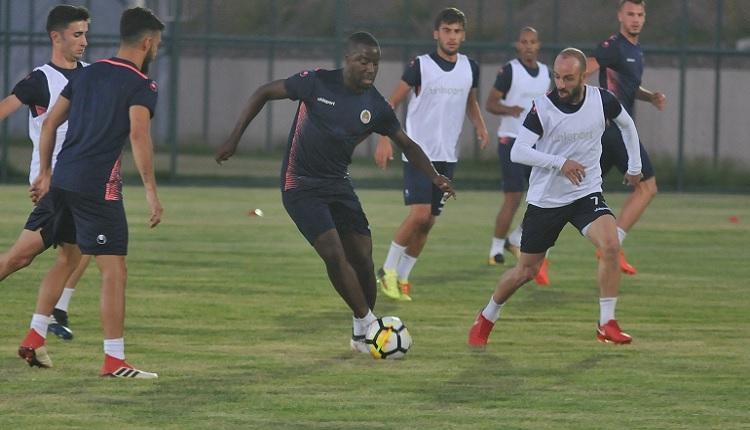 Alanyaspor'un yeni transferi Djalma Campos: