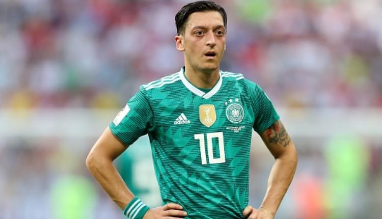 Almanya'dan Mesut Özil açıklamadı: 'Kabul etmiyoruz'
