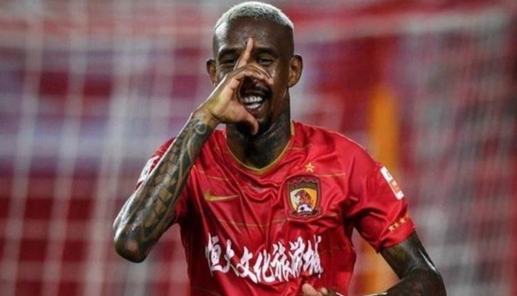 Anderson Talisca'nın Çin'de attığı goller (İZLE)