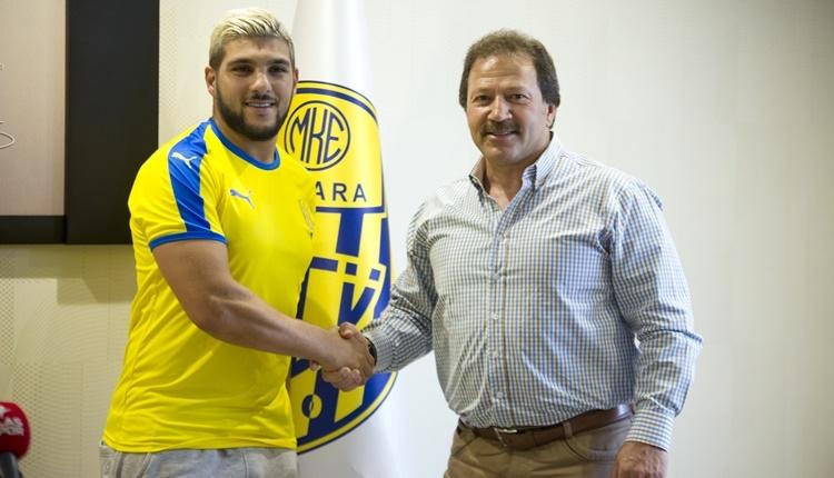 Ankaragücü, El Kabir'i transfer etti