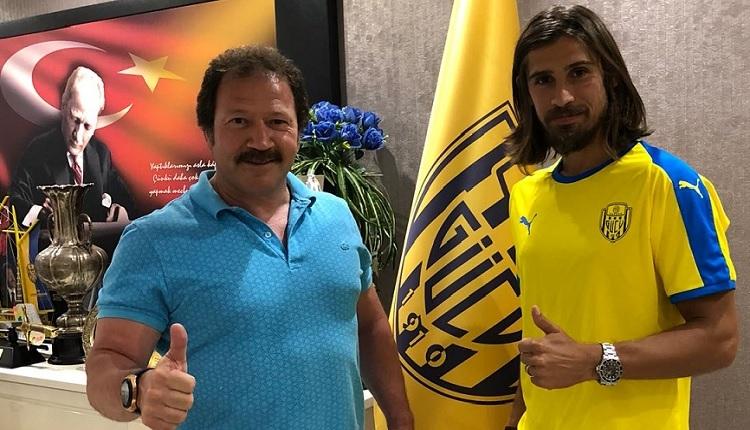 Ankaragücü Tiago Pinto'yu transfer etti