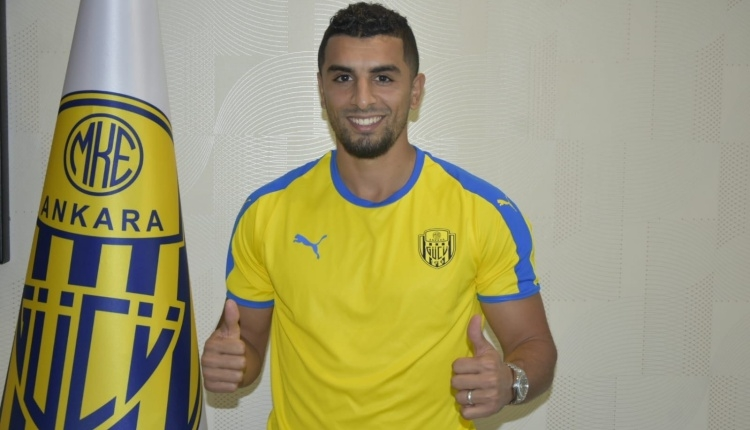 Ankaragücü, Youness Mokhtar'ı transfer etti