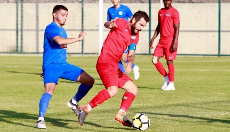 Antalyaspor 2-2 Çaykur Rizespor maç özeti ve golleri (İZLE)