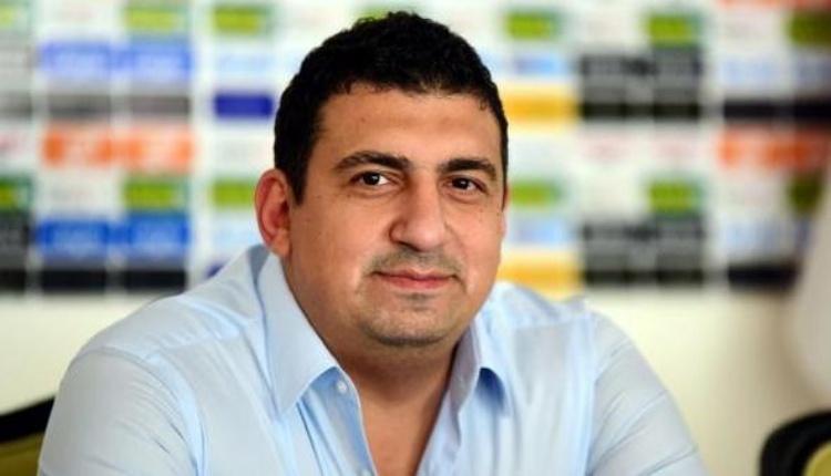 Antalyaspor eski başkanı Ali Şafak Öztürk'e dava
