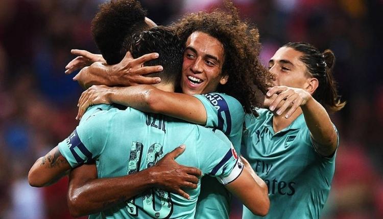 Arsenal 5-1 PSG maç özeti ve golleri (İZLE)