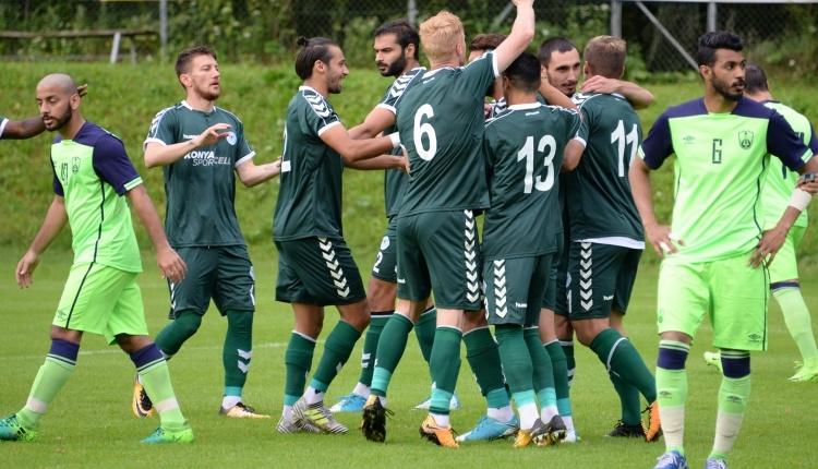 Atiker Konyaspor hazırlık maçında CSM Politehnica takımını 2-0 mağlup etti