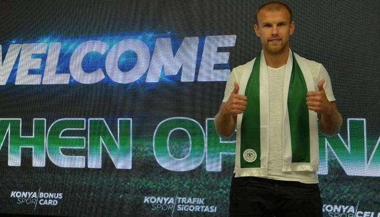Transfer Haberleri: Atiker Konyaspor, Yevhen Opanasenko ile anlaştı
