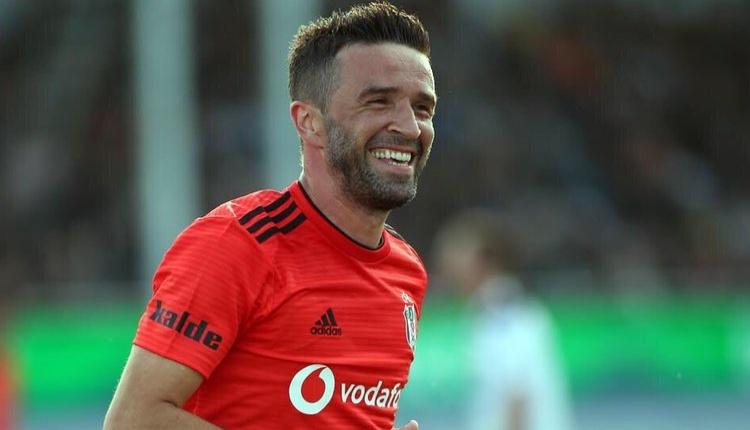 B36Torshavn maçında gol atan Gökhan Gönül bir ilki yaşadı