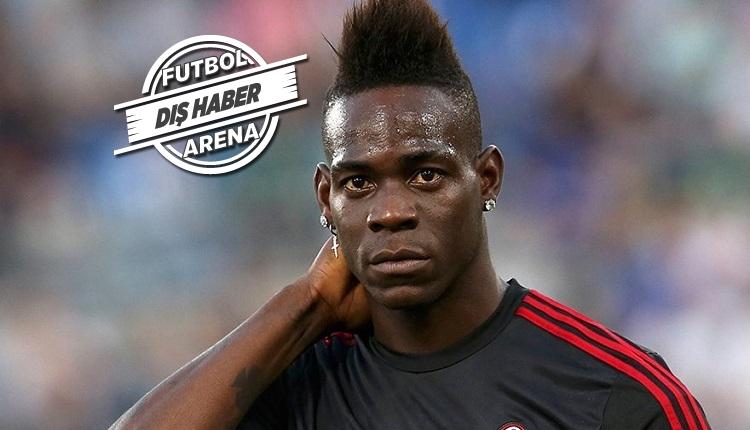 Balotelli'nin Marsilya'ya transferi yattı
