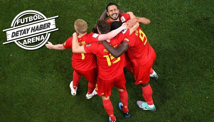Belçika - Japonya maçı Dünya Kupası'nın 7. harikası! Come Back...