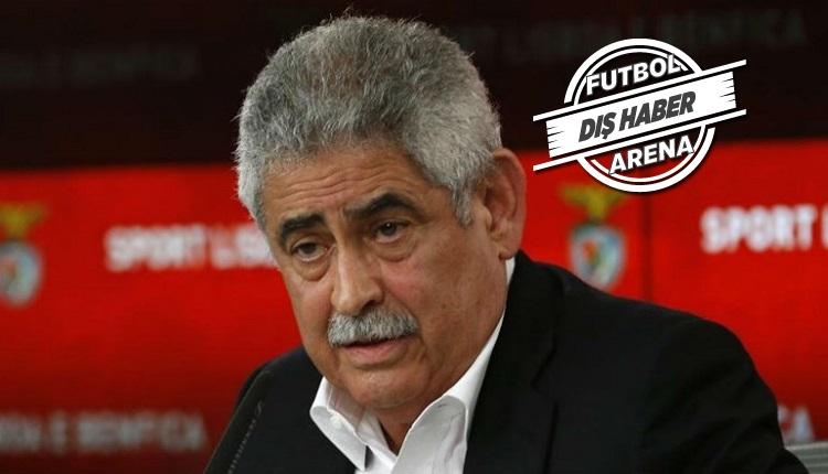 FB Haber: Benfica Başkanı Fenerbahçe maçı için iddialı konuştu