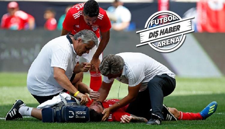 FB Haber: Benfica Juventus maçında revire döndü! (Benfica'da sakatlanan futbolcular)