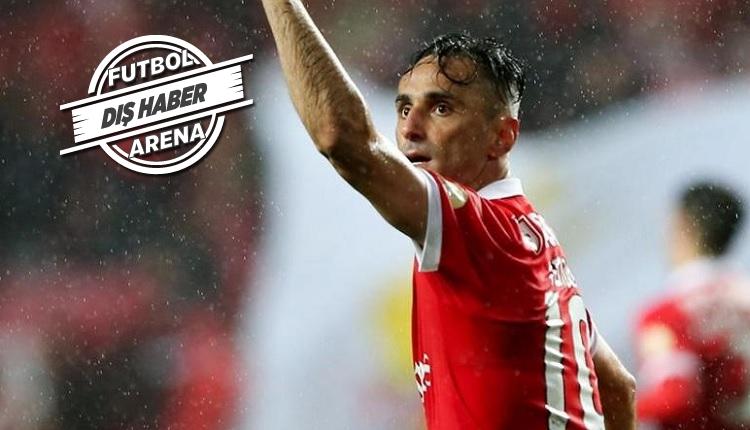 Benfica'nın golcü futbolcusu Jonas'a talip